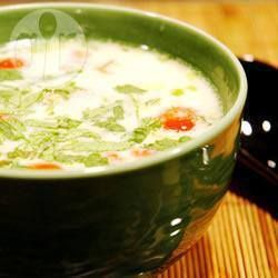 Quick Tom Ka Gai (Thai Chicken Soup) @ allrecipes.co.uk