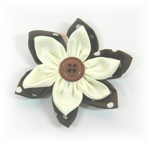 Double Layer 6 petal flower.  @Nadine Nyman - is this like what you were thinking of for the girls?