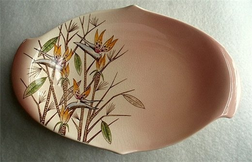 A dish with a twist | Vintage Treasure