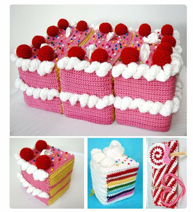 sweets+ Amigurumi: crochet e fantasia trend alert le ...