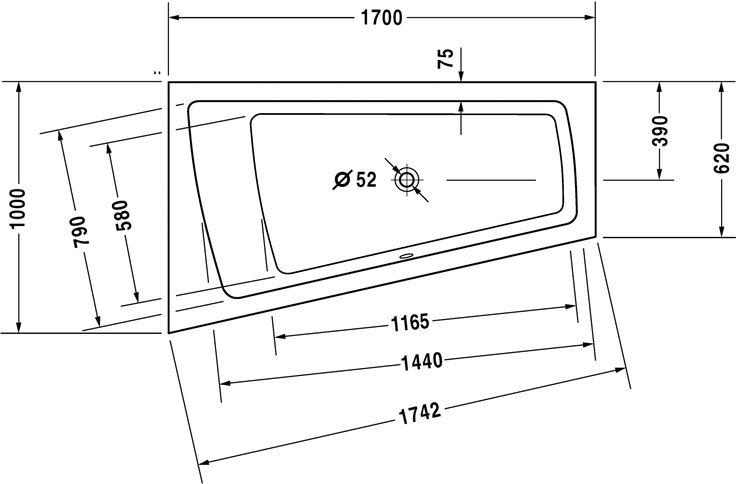 corner bathtubs dimensions | Displaying 18> Images For - Corner Bathtub Dimensions...