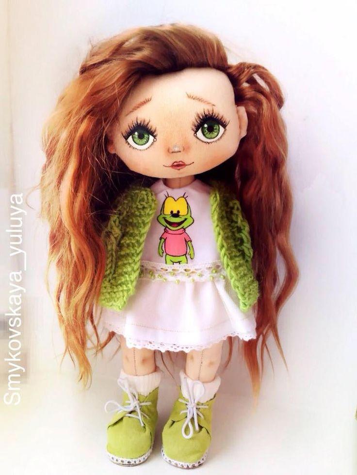 Коллекционные авторские куклы ручной работы- Ярмарка мастеров, handmade одежда для кукол обувь для кукол рисунок по ткани