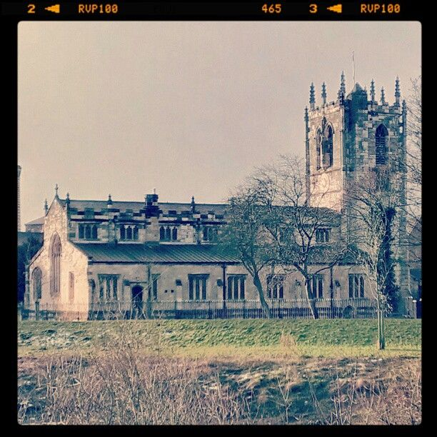 St Mary's Church Tadcaster in Tadcaster, North Yorkshire