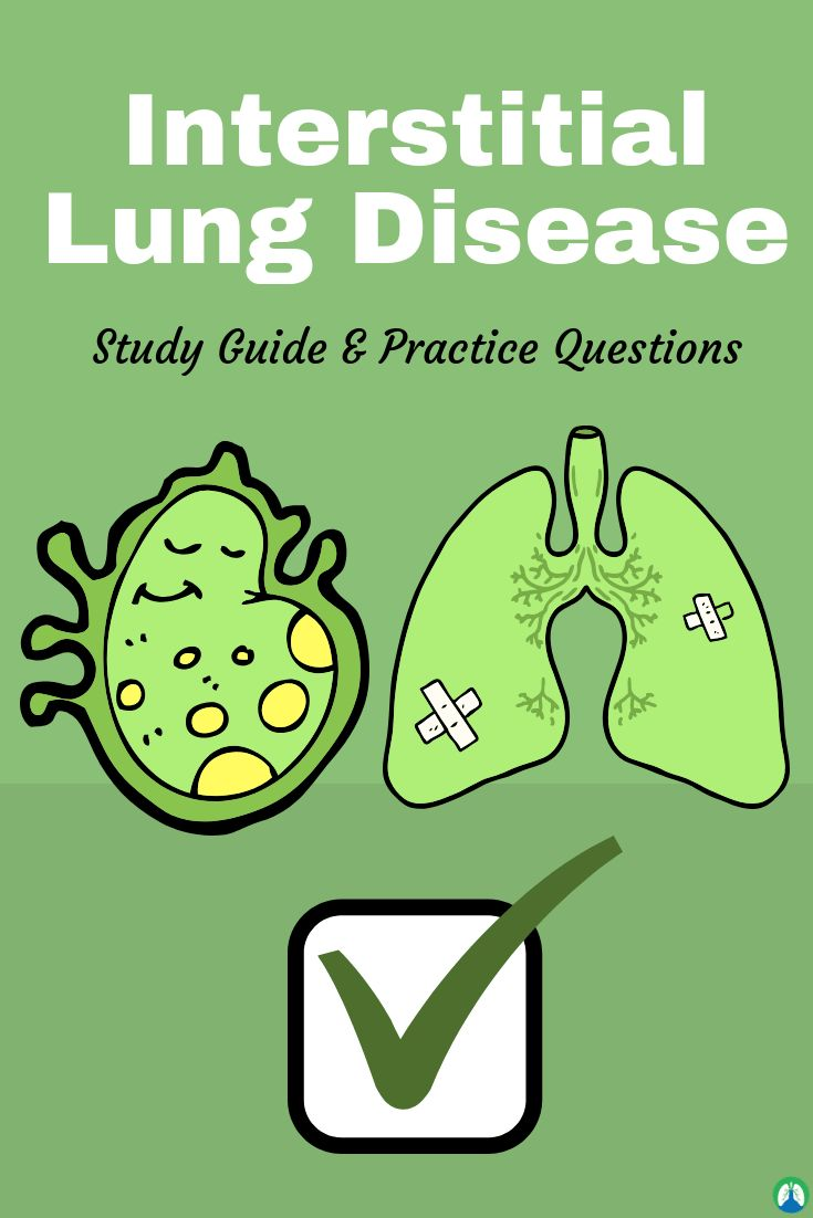 Interstitial Lung Disease: Study Guide and Practice Questions