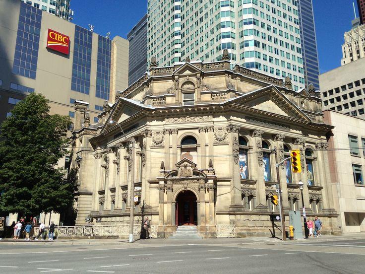 Hockey Hall of Fame, Toronto, Ontario