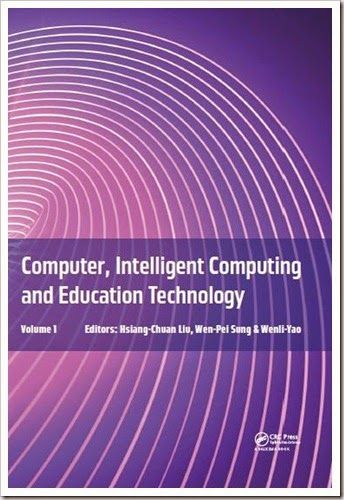 Computer, Intelligent Computing and Education Technology Vol 1 & 2