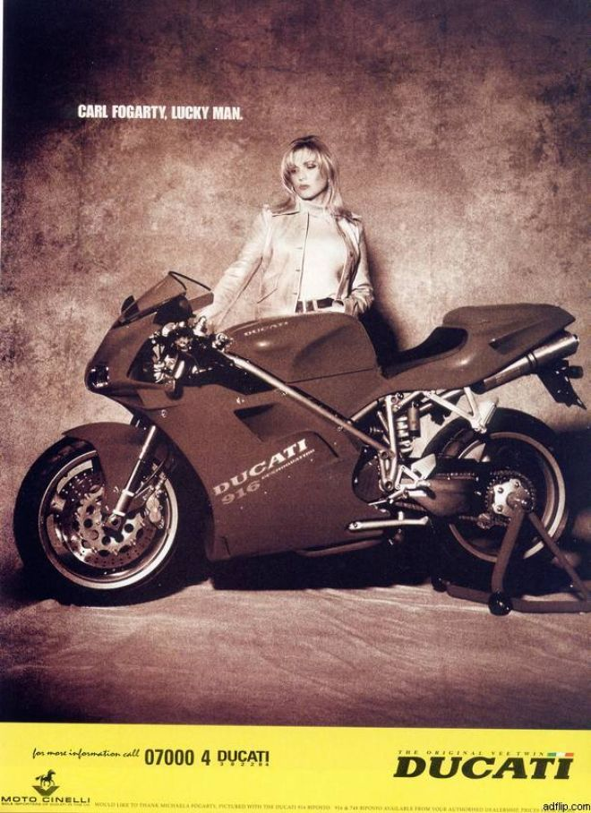 17 Best images about Ecco Ducati on Pinterest | Old motorcycles, Poster vintage and Ducati