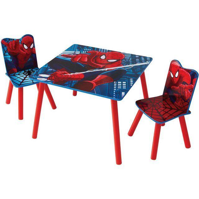 Kindersitzgruppe 3 Tlg Spider Man En 2020 Proyectos Cosas