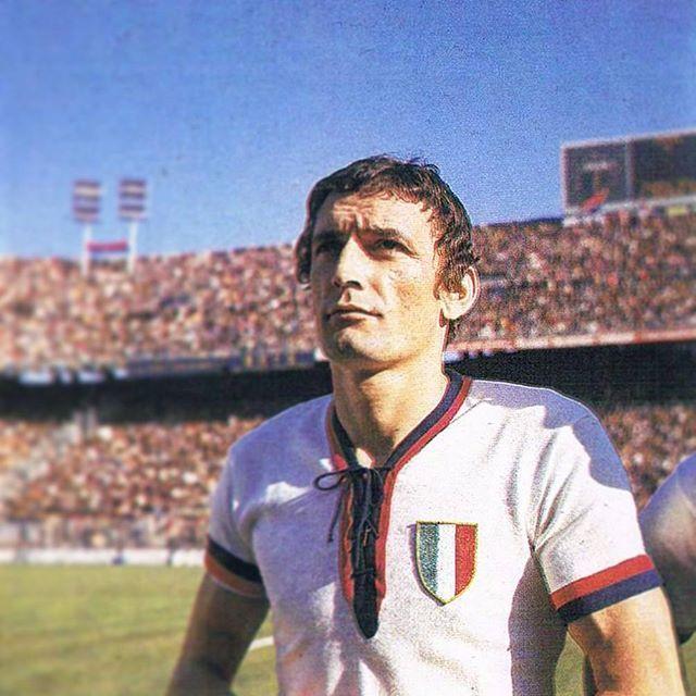 Gigi Riva, a true legend for Cagliari!