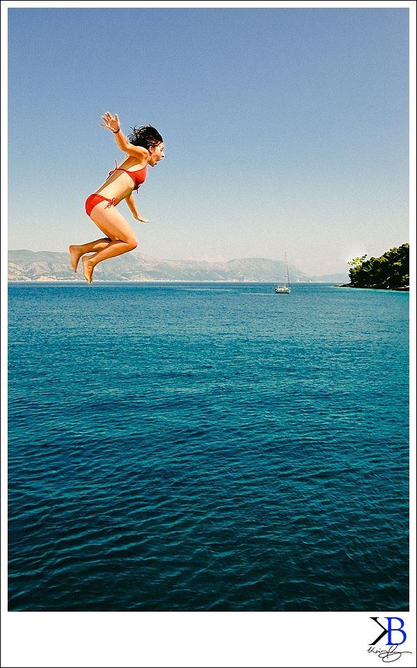 croatia jump off boat - Google Search