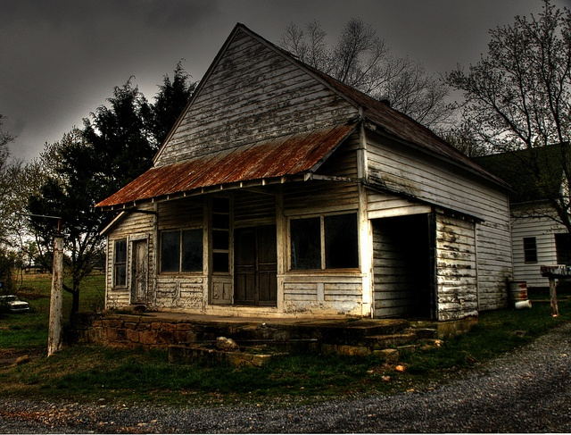 old store in Snowball, Arkansas