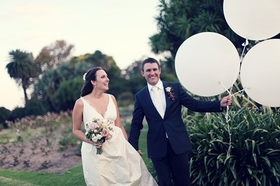 Olivia & Nathan | In the heart of Centennial Parklands