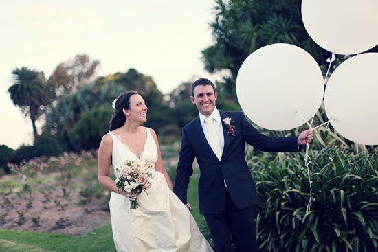 Balloons in Weddings