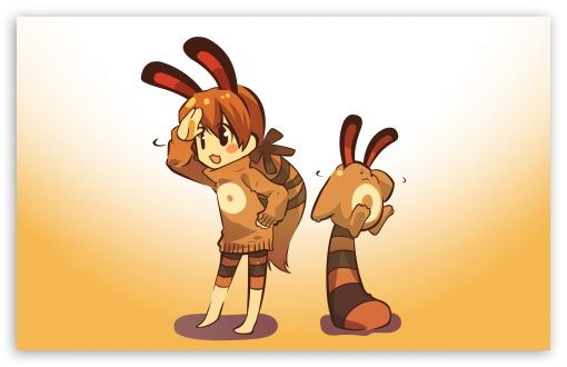 Download Sentret Pokemon HD Wallpaper (With images