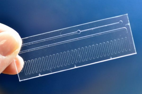 Microfluidic Chip Diagnose The Flu Swiftly -  [Click on Image Or Source on Top to See Full News]