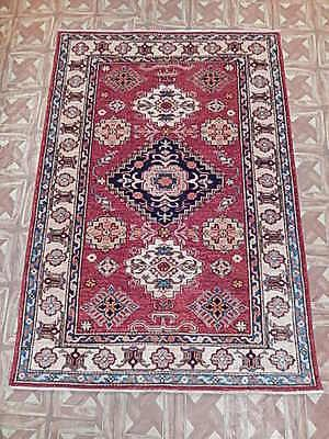 4x6 Medallion Cheap Rugs for Sale Handmade Super Kazak Carpet Area Rug
