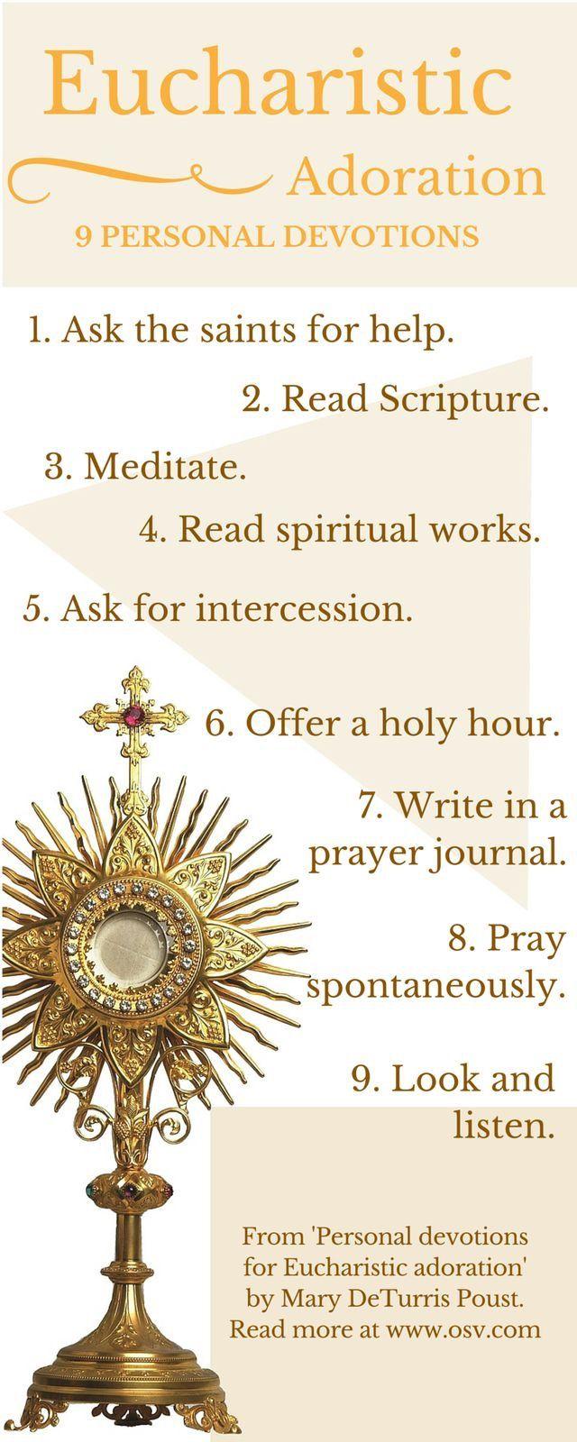 #Eucharistic #Adoration #Pray #Faith
