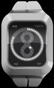 wearable technology in watch form