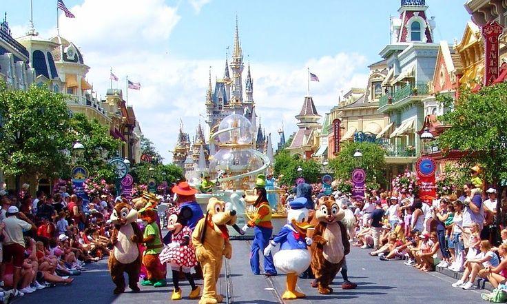 Novos preços dos ingressos da Disney 2017 #viagem #orlando #disney
