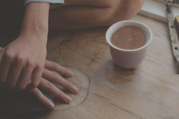 no hot chocolate