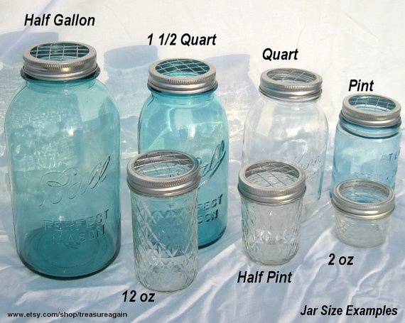 Wire grid lids to make flower arranging in mason jars for How to arrange flowers in mason jar