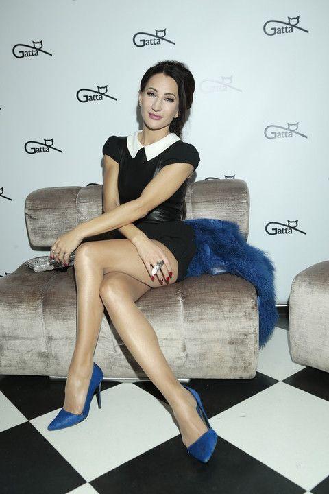 Według internautów najładniejsze nogi w polskim show-biznesie ma... Justyna…