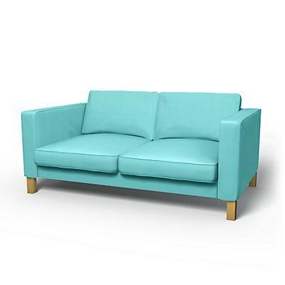 Sofas For Sale Karlstad Seater sofa cover Sofa Covers Bemz