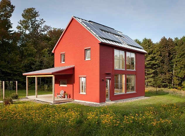 GOHome, energy-efficient, pre-fab, passive home. dream homes