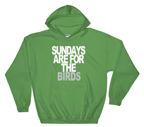 Philadelphia Eagles SweatShirt, Sundays are for the Birds SweatShirt, Eagles SweatShirt, Philly Football SweatShirt, Philly Eagles Gift