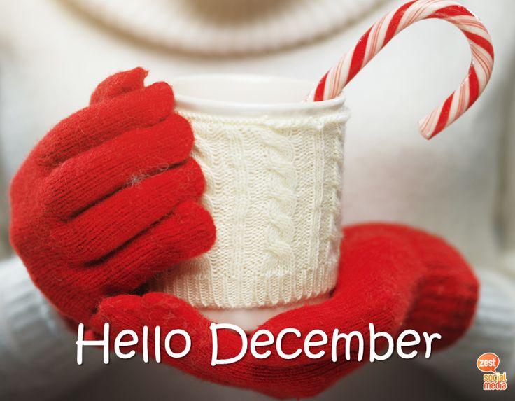 #hello #december #xmas