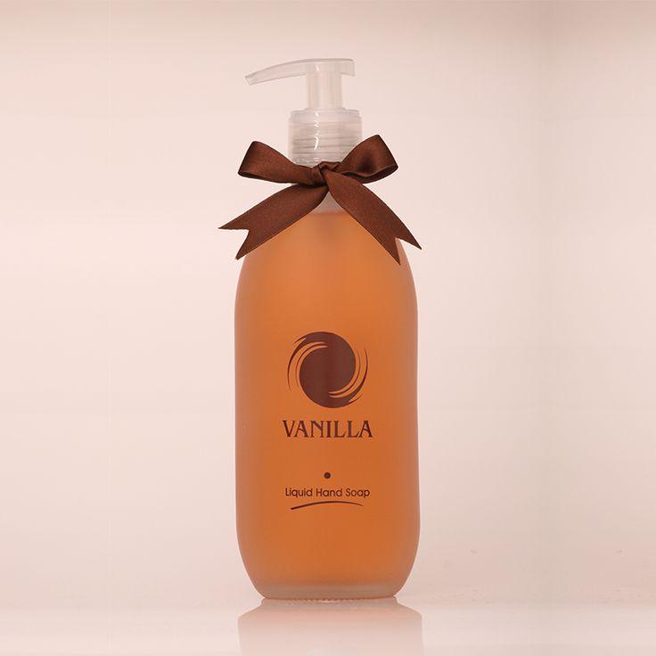 Vanilla Liquid Hand Soap