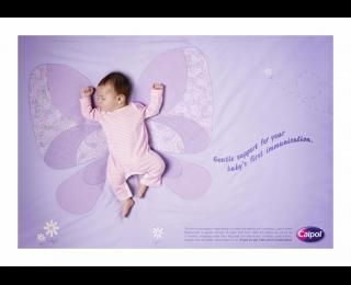 Advertiser: Johnson & Johnson Brand name: Calpol Product: Calpol Childrens Medicine Agency: J. Walter Thompson London Country: United Kingdom Category: Health & Pharmaceutical Products Released: April 2010