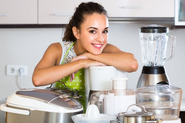 Nowoczesny robot kuchenny - co powinien mieć?