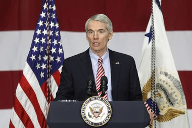 U.S. Postal Service pushes back against Portman opioid-trafficking effort. He says it is wrong