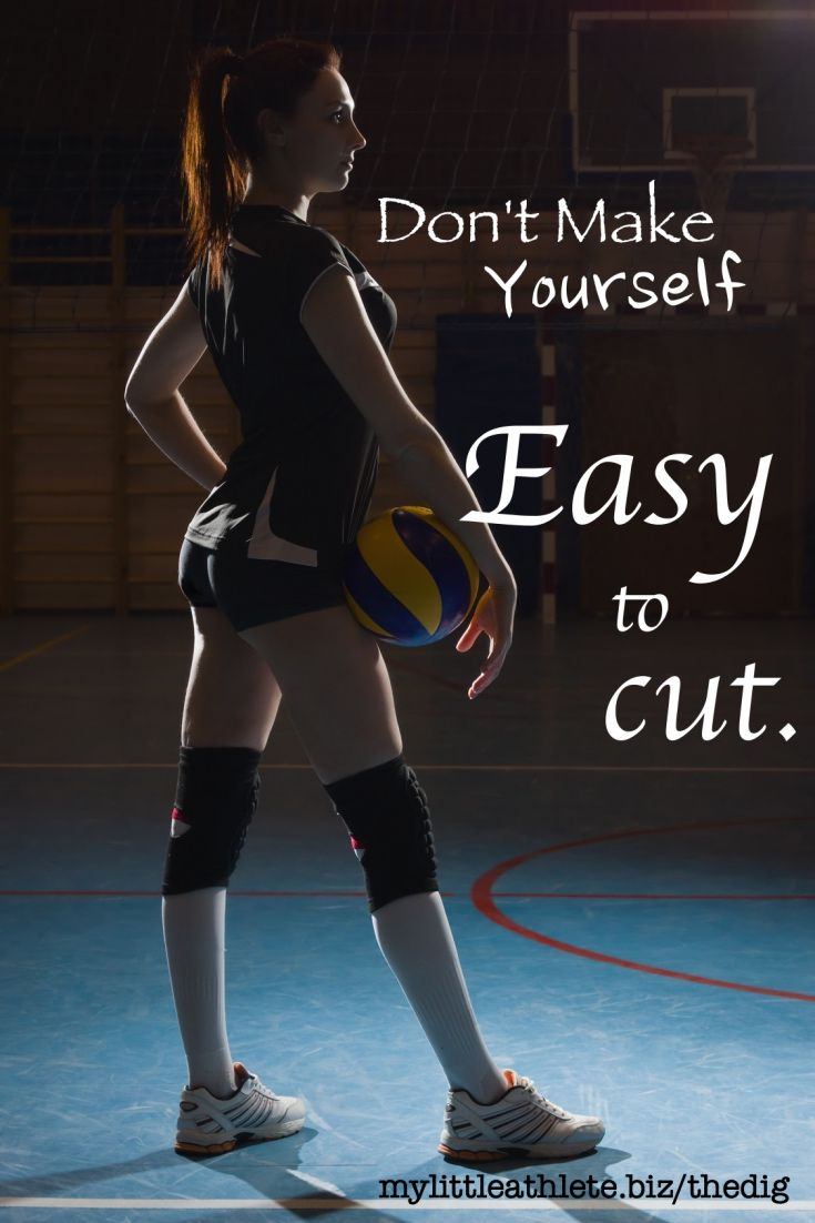 Listen for my best tips for volleyball tryouts. There are lots of things outside your control at tryouts, take care of these 21 things that you control.