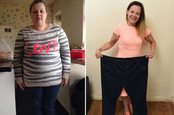 После Похудения Одежда. 7 девушек в одной и той же одежде до и после похудения (на 50-100 кг)