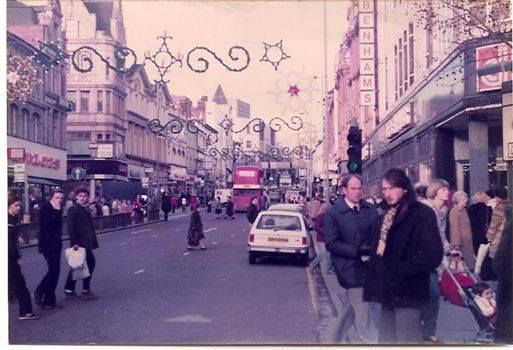 Briggate, 1981