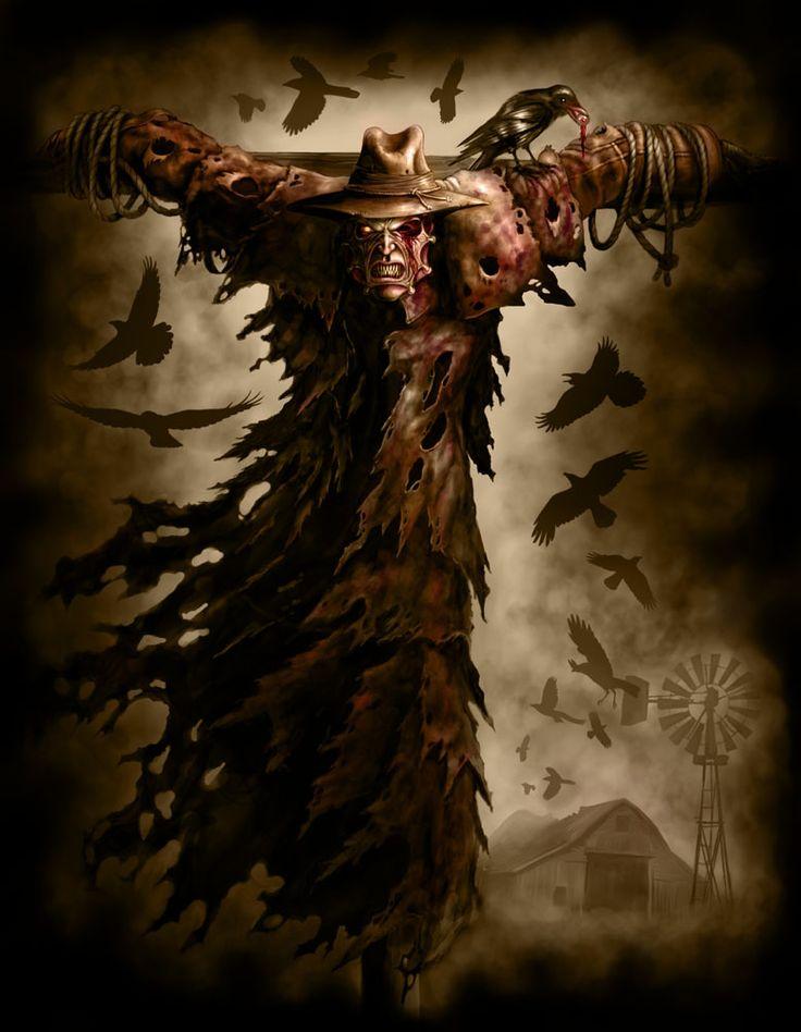 Spiral Direct By Andrewdobell On Deviantart Dark Fantasy Art Horror Movie Art Jeepers Creepers