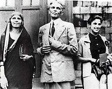 Founder of the Nation Muhammed Ali Jinnah (Quaid-e-Azam)