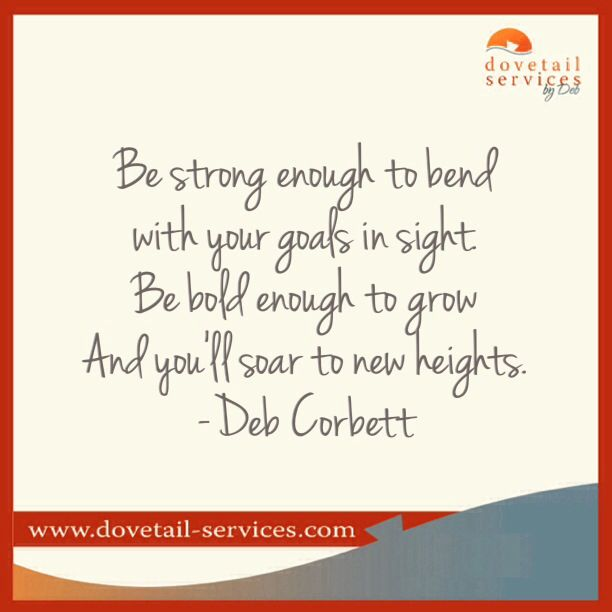 Resilience Quotes: Mindful Words... Dovetail Services With