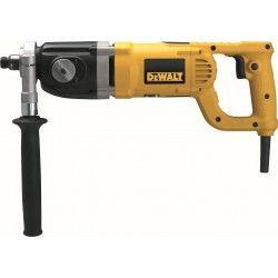 Dewalt D21570K 240v 2 speed Dry Diamond Drill  Rotary Hammer 16mm keyed chuck