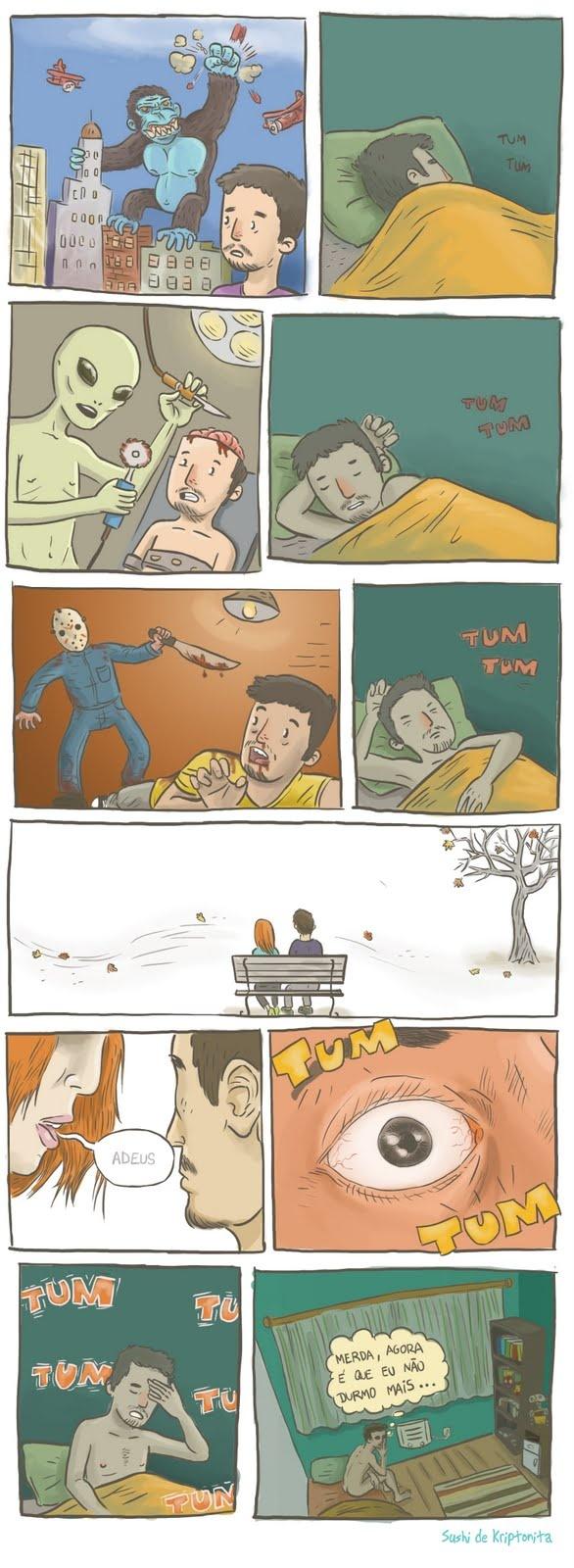 Mr. Sandman, bring me a dream