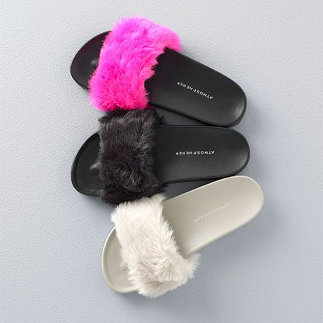 We're so ready for summer with these fluffy sliders