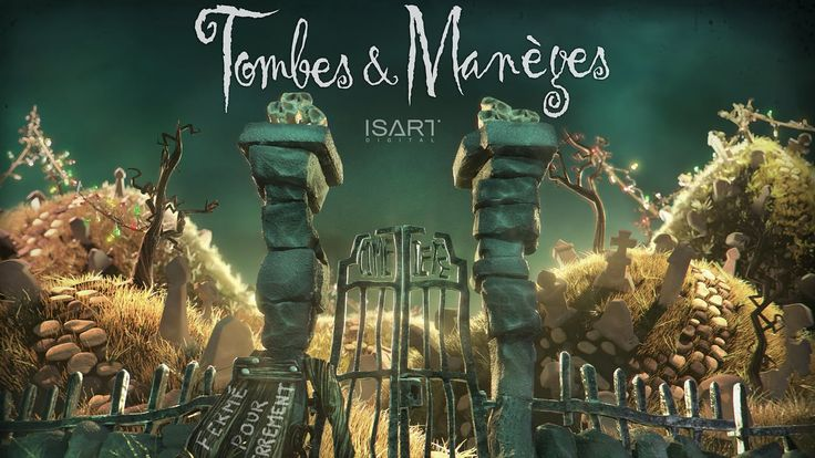 2015 - Tombes & manèges by Nicolas Albrecht