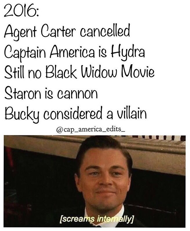 2016 was not a good year for Marvel fans.