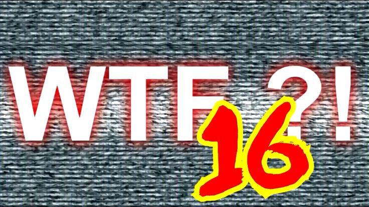 Łapka w górę! https://www.facebook.com/Cinek.WTF http://joemonster.org/filmy/69949/Mix_WTF_ow_16_by_Cinek_ http://www.sadistic.pl/pojebane-filmiki-16-vt36735...