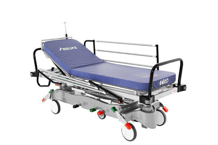 Emergency Stretcher http://www.mespa.com.tr/en/hospital-beds/manual-beds/item/13-ms-1000.html