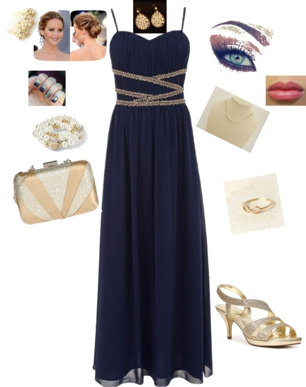 """""""Air Force Blue"""" by nomergirl on Polyvore"""