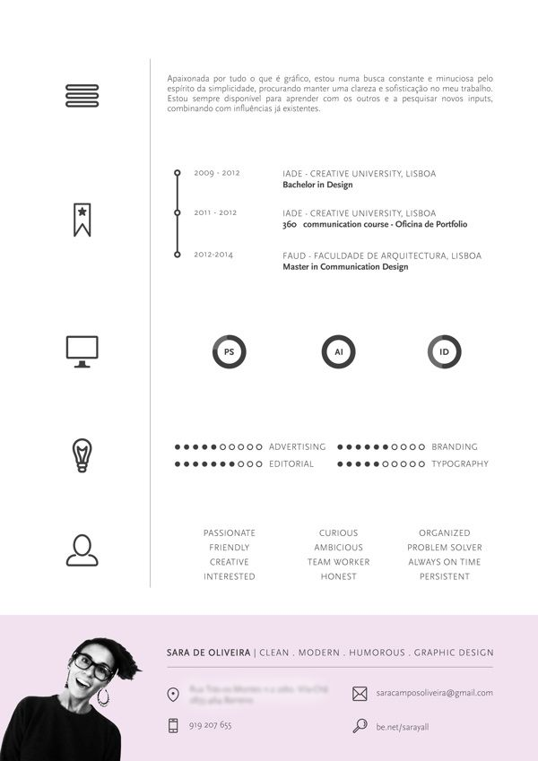664 best ULTIMATE Resume Design images on Pinterest Amanda lee - promotion resume