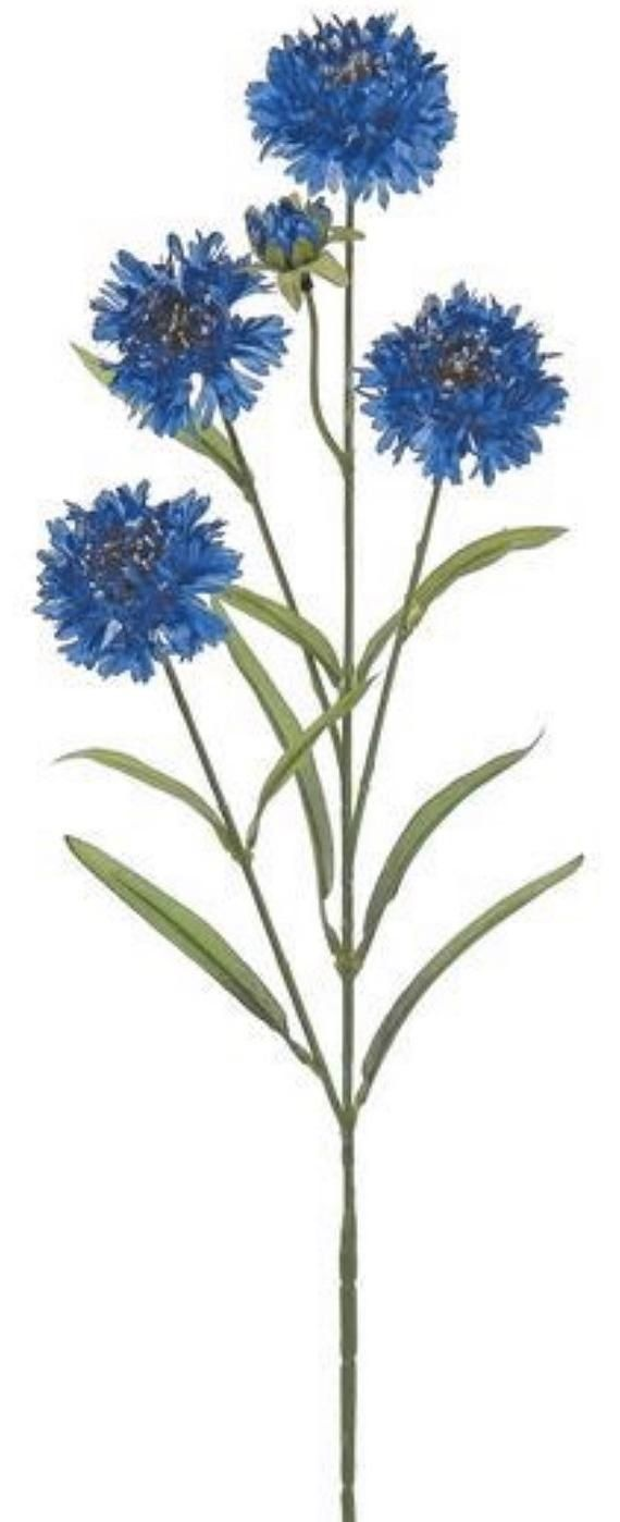 Cornflower Spray Blue Filler Flowers Blue Faux Flowers Filler Flowers Blue Cornflowers Blue Art Modern Design I 2020